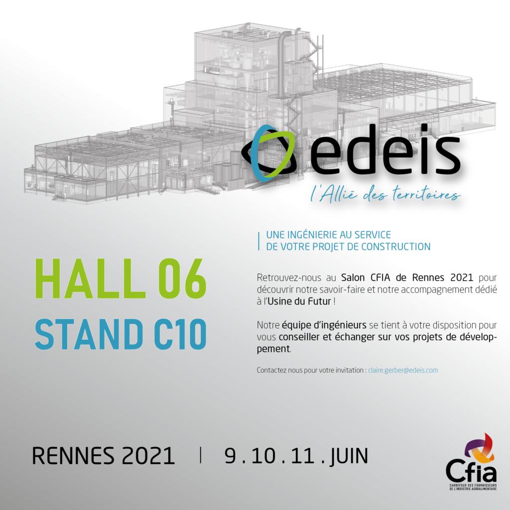 EDEIS CFIA 2021