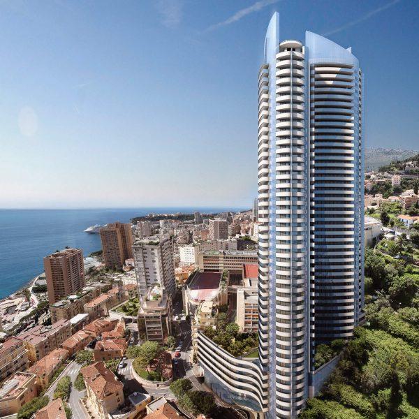 Tour Odéon - Monaco