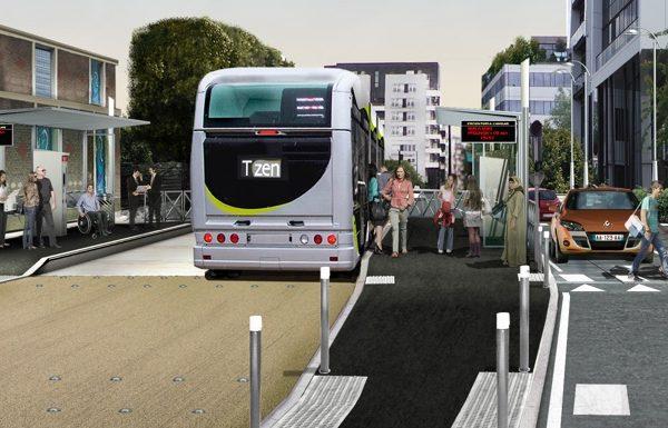 Le T Zen 3 : une mission confiée par le Conseil Départemental de Seine-Saint-Denis à Edeis pour un mode de transport innovant