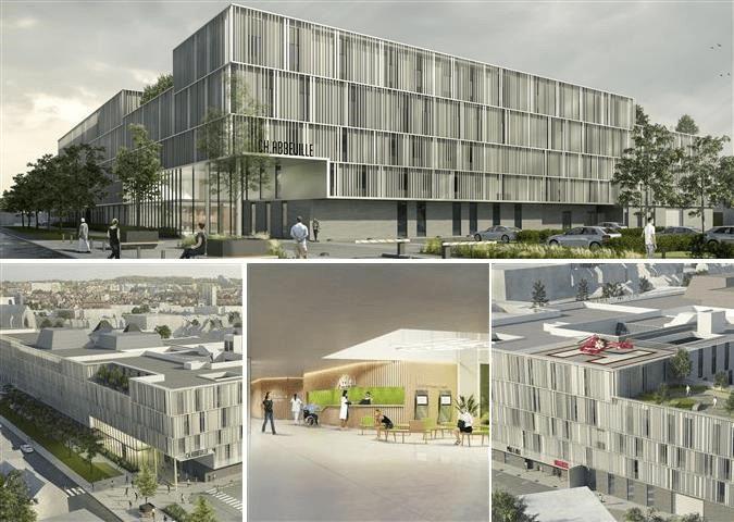 Modernisation Du Centre Hospitalier Abbeville Edeis