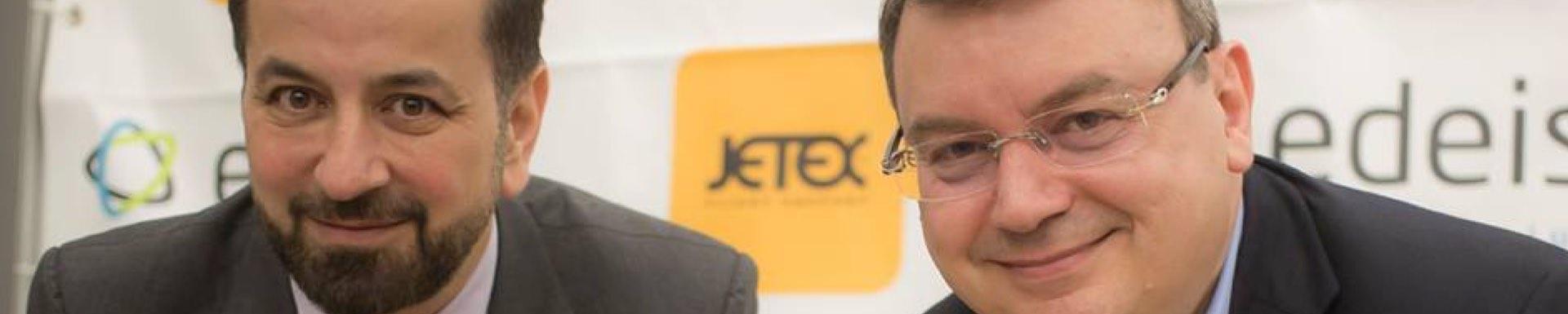 Edeis signe un accord stratégique avec JETEX, leader mondial des services pour l'aviation d'affaires