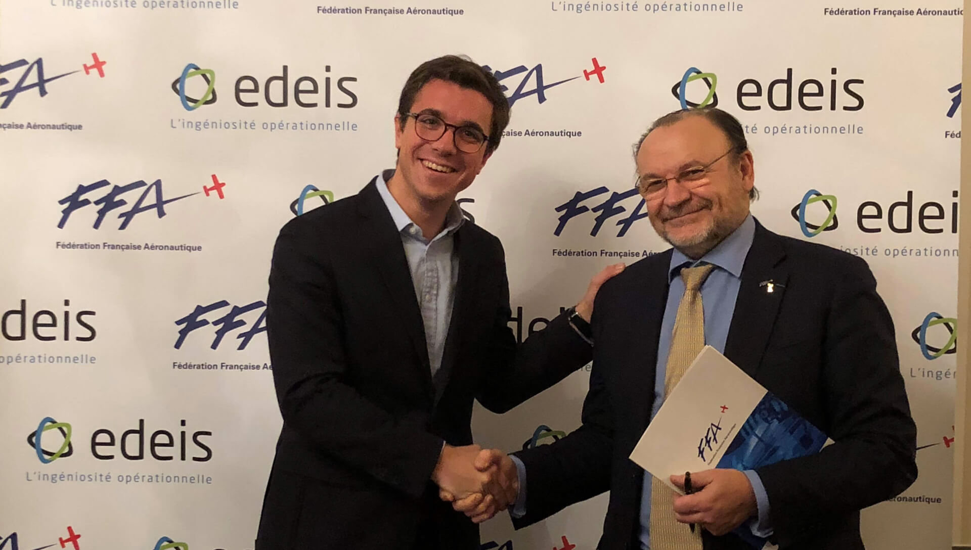 Nouveau partenariat entre Edeis et la FFA