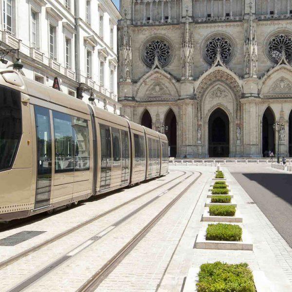 Ligne B du tramway d'Orléans